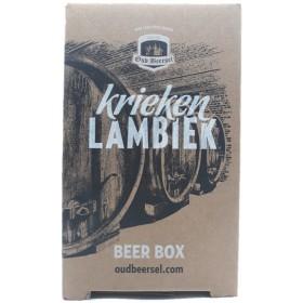 Oud Beersel Kriekenlambiek Beer Box
