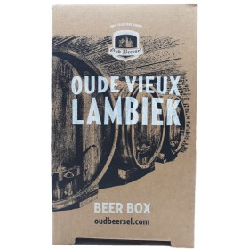 Oud Beersel Lambic bag in box