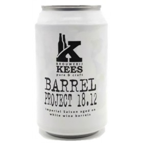 Kees Barrel Project 18.12