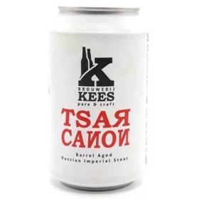 Kees / Alvinne / Velka Morava Tsar Canon Barrel Aged