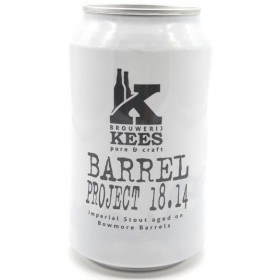 Kees Barrel Project 18.14