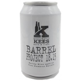 Kees Barrel Project 18.15
