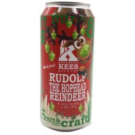 Kees Rudolf the Hophead Reindeer