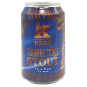Kees Caramel Fudge Stout Early Times BA