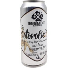 De Moersleutel Motorolie Coffee Vanilla