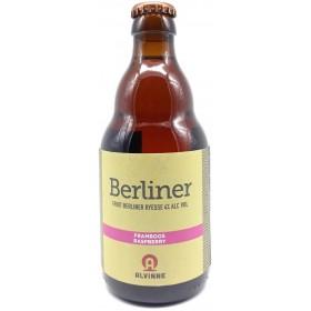 Alvinne / Laugar Berliner Framboos (Raspberry)