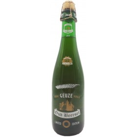 Oud Beersel Oude Gueuze Barrel Seclection Foeder 21
