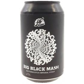 AF Brew Big Black Mash